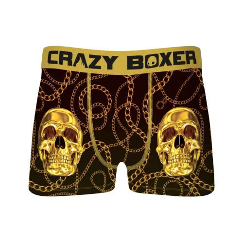 Boxer Homme CRAZYBOXER Bling bling