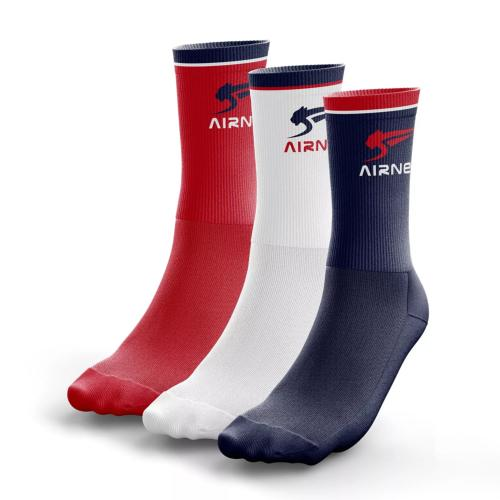 3 CHAUSSETTES  - AIRNESS - COLOR