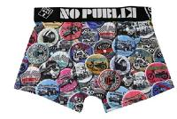 Boxer enfant Nopublik Badge