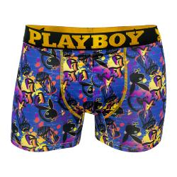 Boxer Homme Playboy tag