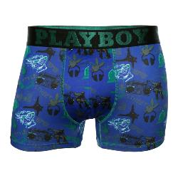 Boxer Homme Playboy Lifestyle