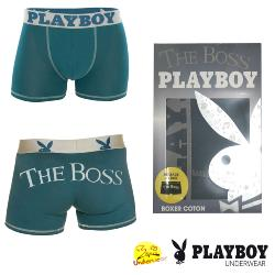 Boxer Homme Playboy  The Boss